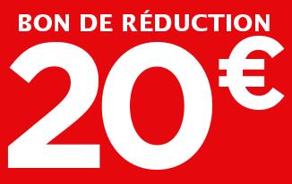 20€ offerts*