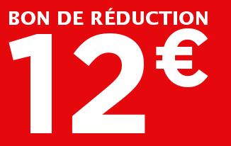 12€ offerts*