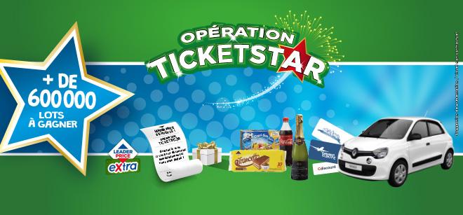 Opération TicketStar